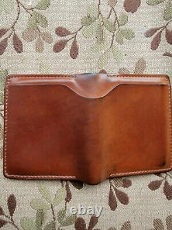 Ashland Leather Tony the Ant in Natural Shell Cordovan
