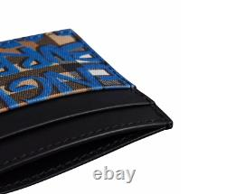 Burberry Wallet -BNWT Grafitti Vintage Check Leather Card Case Holder RRP180