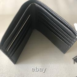 Classic Gucci Men's Tiger Head Leather Wallet