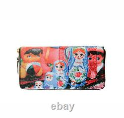 Comme des Garcons Wallet Matryoshka Dolls New with Tag Great Gift Idea