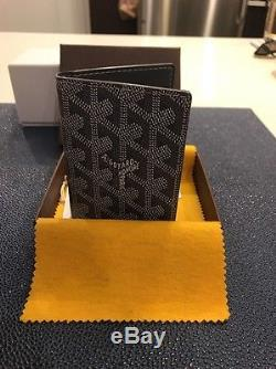 Goyard St Marc Cardholder Brand New With Tags And Box