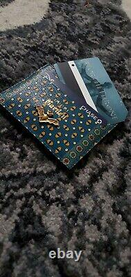 Gucci Garden EXCLUSIVE from Florence, Italy Gucci fox-design cardholder