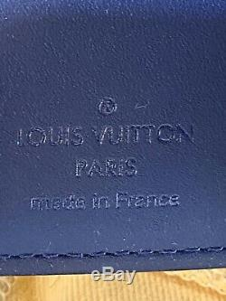Louis Vuitton Mens Monogram Special Edition Wallet M61169 New In Box