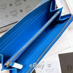 MCM Limited Edition Zipped Wallet Large