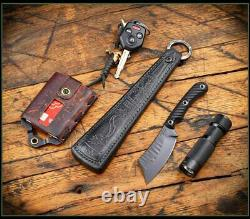 RMJ Tactical Chattanooga Leather Works Nap Hammer Choose Black or Brown