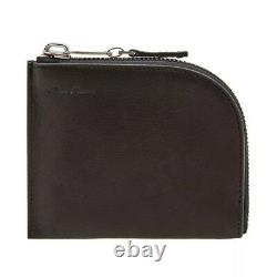 Rick Owens Small Zipped Pouch Wallet Black BNWT DIRT S/S 18