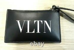 Valentino VLTN Coin Purse and Cardholder Black Colour Very good condition